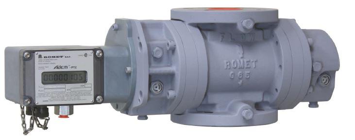 Romet Gas Meter