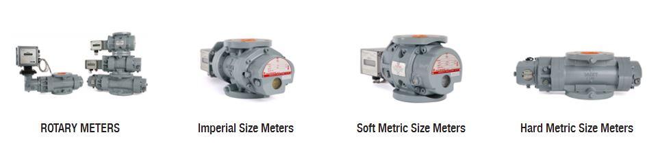 Romet Gas Meters